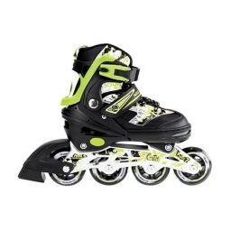 Detské korčule Nils Extreme NJ3012 A - zelené