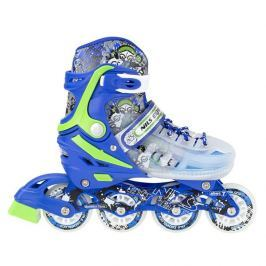 Detské korčule Nils Extreme NJ1812 - modré