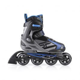 Nastaviteľné kolieskové korčule Spokey Blare - modré*