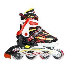 Detské korčule Nils Extreme NA1160 - červené