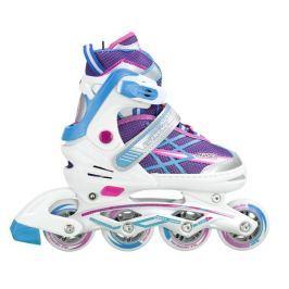 Detské korčule Nils Extreme NA1160 - fialové