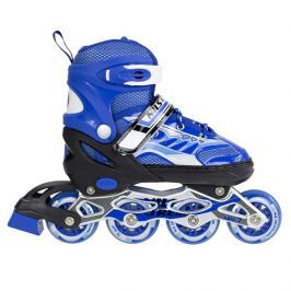 Detské korčule Nils Extreme NA1828A - modré