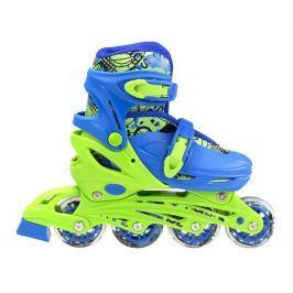 Detské korčule Nils Extreme NH18330 4v1 - modré