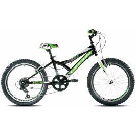 Detský horský bicykel Capriolo 20 Diavolo 200 zelený