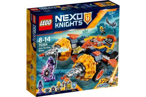 LEGO® NEXO KNIGHTS ™ 70354 Axlův voz Drvič