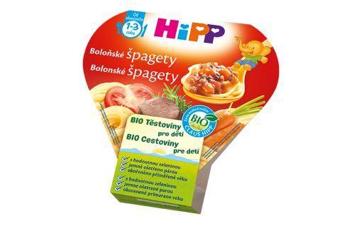 HiPP BIO Bolonskej špagety 250g