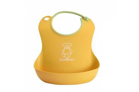 Babybjörn Podbradník mäkký Soft žltý
