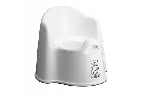Babybjörn Nočník-kresielko White