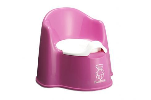 Babybjörn Nočník-kresielko Pink