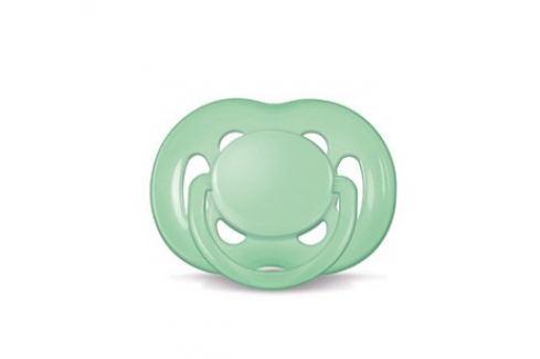 Philips Avent Cumlík Sensitive zelený 6-18m - 1ks