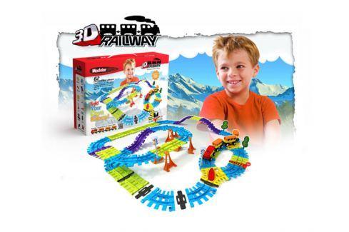 Modular Toys Železničná dráha