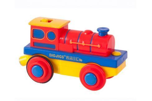 Bigjigs Elektrická lokomotíva