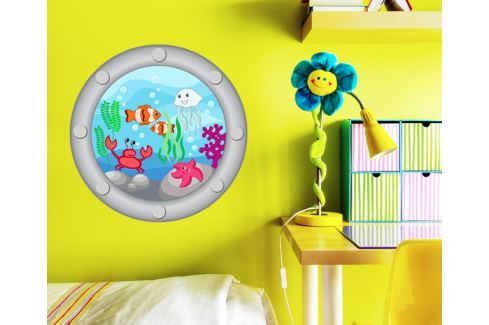 Ambiance Dekoračná samolepka - Nemo