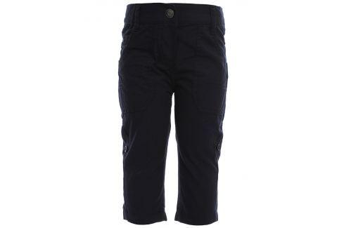 Blue Seven Chlapčenské vyhrňovacie nohavice - tmavo modré