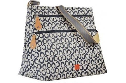 PacaPod JURA modrá - kabelka aj prebaľovacia taška