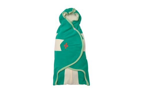 Lodger Zavinovačka Wrapper Clever Native Emerald