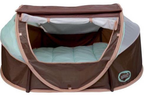 Ludi Stan pre bábätko anti-UV Nomad hnedý