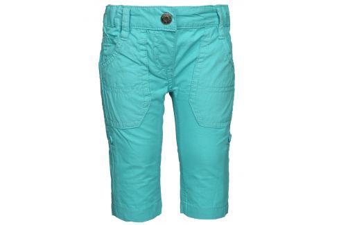 Blue Seven Detské vyhrňovacie nohavice - tyrkysové