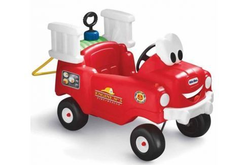 Little Tikes Hasičský voz s funkčnou striekačkou