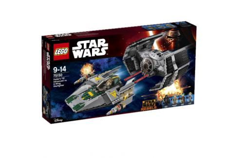 LEGO® Star Wars ™ 75150 Vader 's TIE Advanced vs. A-Wing Starfighter
