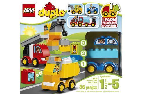 LEGO® DUPLO 10816 Moje prvé autíčka a nákladiaky
