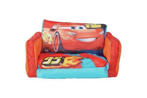 GetGo Detská pohovka Cars 3