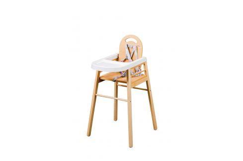 Combelle Jedálenská stolička Lili, natural