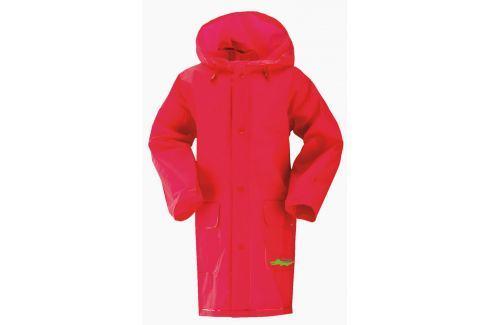 G-mini Dievčenská pláštenka Sidney - červená