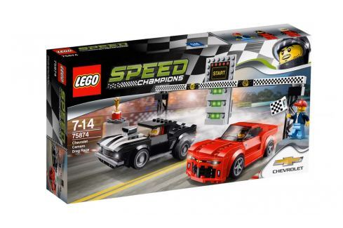 LEGO® Speed Champions 75874 Chevrolet Camaro Dragster