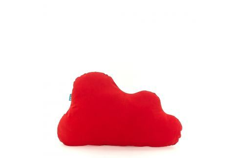 Mr. FOX Vankúšik Nube Red - 60x40 cm