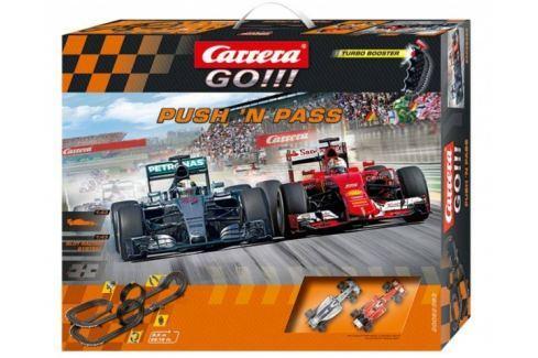 Carrera Carrera Autodráha Push´n pass