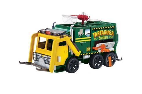 TMNT Korytnačky Ninja MOVIE - Auto tactical truck