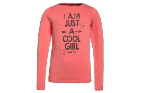 Blue Seven Dievčenské tričko Cool girl - červené