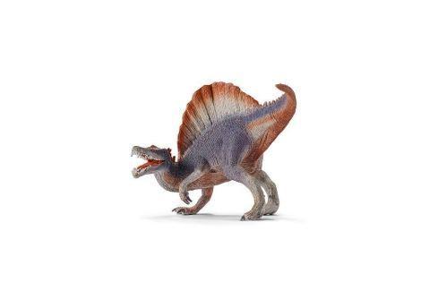 Schleich Prehistorické zvieratko - Spinosaurus fialový s pohyblivou čeľusťou