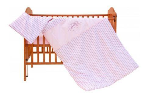 Scarlett Detské obliečky Filip, 135x100 cm - ružové