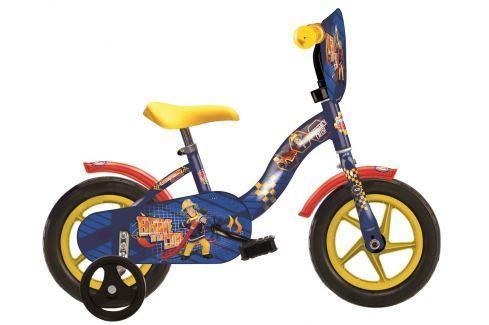 Dino Bikes Chlapčenský bicykel Požiarnik Sam 10