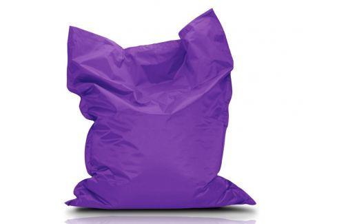 BulliBag Sedací vak - fialový, 100x70 cm