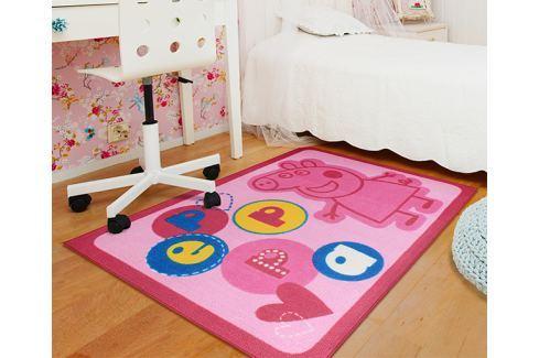 Carpet your life Koberec Peppa Pig 95x133 cm