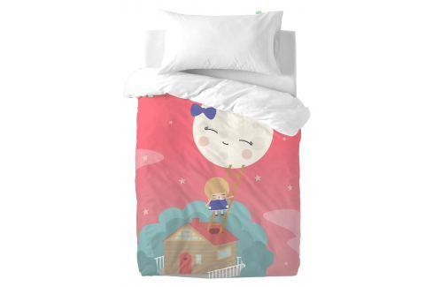 Happynois Detské obliečky Moon Dream, 100x120 cm