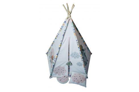 Vigvam design Teeppe Cute Tribe, Girly - štvorcové