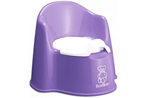 Babybjörn Nočník-kresielko Purple