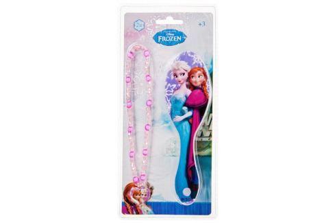 Disney Brand Dievčenská súprava hrebeňa a koralov Frozen