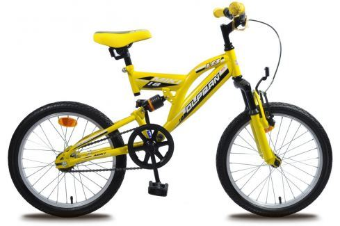 Olpran Detský bicykel Miki 18