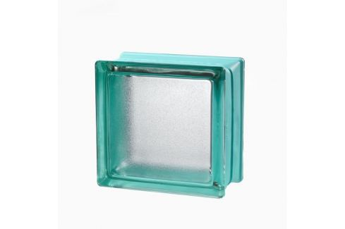 Luxfera Glassblocks MiniGlass mätová 15x15x8 cm sklo MGSMIN