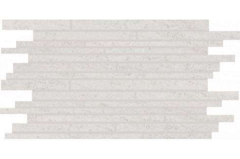 Dekor Rako Pietra svetlo šedá 30x51 cm mat DDPSE630.1