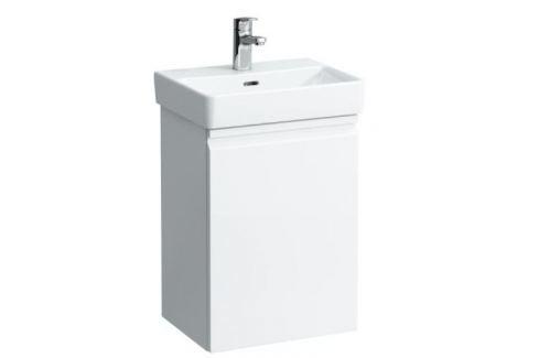 Skrinka pod umývadlo Laufen Pro S 41,5 cm, biela lesklá 8330.2.096.464.1