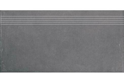 Schodovka Rako Clay šedá 30x60 cm mat DCPSE642.1