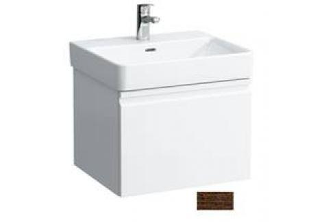 Skrinka pod umývadlo Laufen Pro S 57 cm, wenge 8337.1.096.423.1