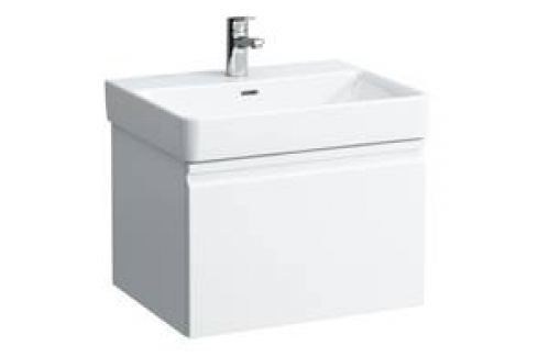 Skrinka pod umývadlo Laufen Pro S 57 cm, biela matná 8337.2.096.463.1