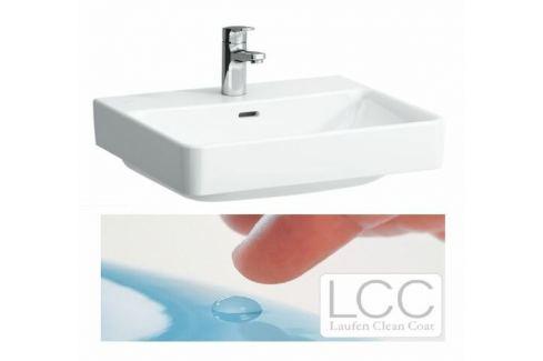 Umývadlo Laufen Pro S 55x46,5 cm s otvorom uprostred H8109624001041